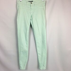 Flying Monkey Jeans Tag 27 (Actual 28x30)  Green